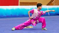 2018年全国青少年武术套路锦标赛 男子拳术 B组长拳 003 陈嘉豪(登封基地)