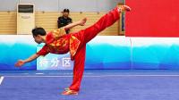 2018年全国青少年武术套路锦标赛 男子拳术 B组长拳 004 闪亚杰(北京)第五名