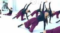 舞蹈《往后余生》,小姐姐们舞蹈房练舞,看得我激情澎湃!