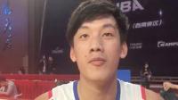 唐俊杰谈球队目标:目标大一点 打进全国赛四强