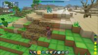 方舟方块世界生存冒险第3期造茅屋