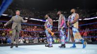 WWE2019年3月27日狂野角斗士之美国职业摔角