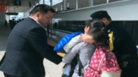 江苏:男童高铁上昏厥  铁路部门全力救助