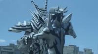 捷德奥特曼:军团机器人出现,赛罗力抗机器人,场面太精彩!