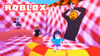 Roblox爆炸香肠:被巨人吃后竟又被拉出来,太恶心了!宝妈趣玩