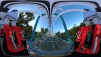 虚拟实境 - YouTubeVR视频精选过山车,请用VR设备观看