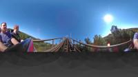 虚拟实境 - YouTubeVR视频精选世界最长的木制过山车,请用VR设备观看