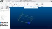 Proe/Creo产品设计·曲面造型·导入特征补面注意的问题
