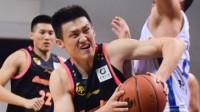 CBA-周鹏VS江苏,10分3篮板养生篮球轻松写意