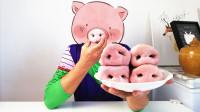 听说这是猪身上最好吃的一块肉,难道老爹这也敢吃吗?