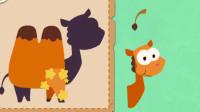 育儿玩具儿童视频:小朋友,这是哪个小动物啊?快来我们吧!宝宝巴士猴子玩具