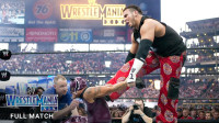 全场:摔跤狂热大赛19 神秘人雷尔vs麦特哈迪