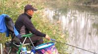 《游钓中国4》第44集 乡间野河潮起潮落  流水走漂有妙招