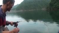 渔道中国 第七十集 首战江西柘林湖