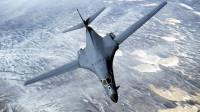 美军B-1B超音速轰炸机因为这个原因 全面停飞!