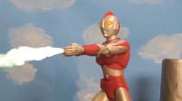 《爱迪奥特曼》自拍战斗特效剧情动画!最艰难最炫酷的一战