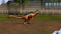 侏罗纪世界游戏第1023期:四肢修长的长臂猎龙★恐龙公园★哲爷和成哥