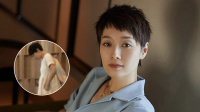 网友越南偶遇文章夫妇 马伊琍腹部隆起?