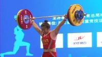 赢在规范 黄婷收获64公斤级总成绩第一