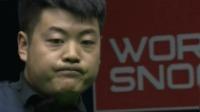 斯诺克中国公开赛:梁文博再演逆转晋级16强