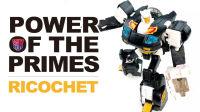 KL变形金刚玩具分享425 世代精选系列 舞者/黑爵士 RICOCHET