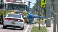 祸从天降 美国一男子被直升机桨叶打中身亡