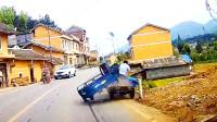 驾车极限是什么?人车分离!中国交通事故合集2019