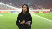 广州天河体育中心现场连线记者  首发阵容