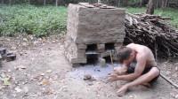 澳洲小哥 第30集 原始工艺泥砖