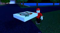 肉肉 roblox模拟游戏59晚上送披萨好怕怕