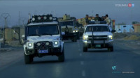 侣行穿越巴格达,聘请总统卫队两个连来护送,这安保阵容豪华