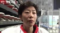 中韩冰球之战  中国女冰带来升组希望