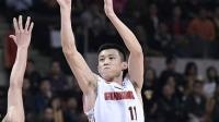 季后赛半决赛第1场:广东vs深圳-人物特写-周鹏:15分9篮板后场突破一条龙