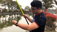 李哥钓鱼小课堂5,教你怎么打窝,装饵。