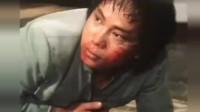 梁小龙版陈真,生命最后时刻刺穿自己的身体,与佐藤同归于尽