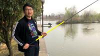 李哥钓鱼小课堂6,教你怎样选择钓鱼位置。