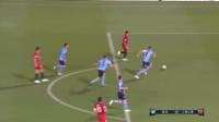 89分钟奥斯卡抢断助攻埃尔克森破门绝平,上港3:3悉尼FC