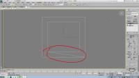 3dmax样条线挤出转多边形建模斜线不显示解决办法-周贤学堂