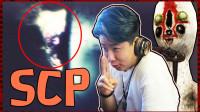 想玩SCP?不妨用我这个方法试试:超级小朱的SCP秘密实验室搞笑恐怖游戏视频