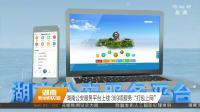 """湖南公安服务平台上线 369项服务""""打包上网"""""""