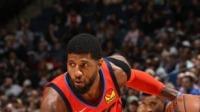 【NBA热点】乔治以场均2.2次抢断荣膺本赛季抢断王