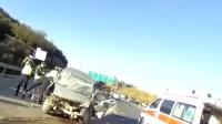 云南昆曲高速:疲劳驾驶引发车祸致五人受伤