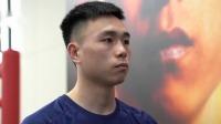 徐灿积极备战世界拳王卫冕赛