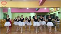 Zizi芭蕾(2019.4)启蒙一二级—台州师资班