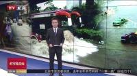 广东多地遭遇强降雨袭击