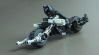乐高MOC拼装蝙蝠侠坐骑Batpod黑暗骑士摩托车积木