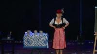 德国女魔术师 Fanny Crescentis Bimslechner