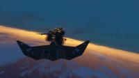 [琴爷GTA5]对这个游戏变成皇牌空战yf27战斗机!最强ENB画质GTA5MOD 39
