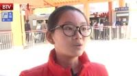 香山植物园等景点持续升温  西郊线增开列车增派人员应对