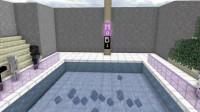 我的世界动画-怪物学院 vs 方块学园-游泳-MechanicZ